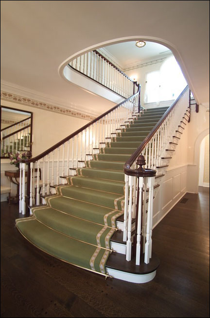 Classic Marc, Snow & White Opal are three of our most popular colors used in Marc Charbonnet's project above.